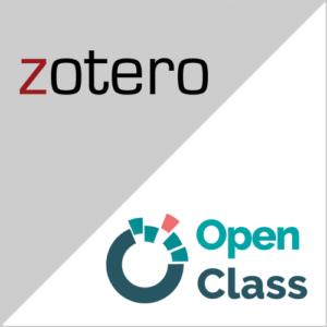 Zotero - avancé @ Classe virtuelle (accès ldap Inra)