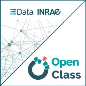 DataINRAE : 1- Déposer des données @ Classe virtuelle (accès ldap INRAE)